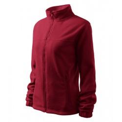 Bunda dámská fleecová JACKET marlboro červená