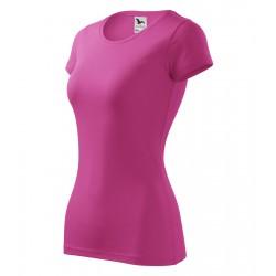 Tričko dámské GLANCE purpurové
