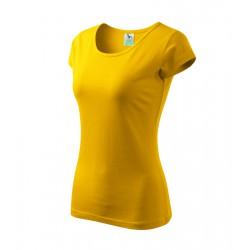 Tričko dámské PURE žluté