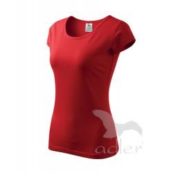 Tričko dámské PURE červené