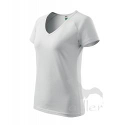 Tričko dámské DREAM bílé