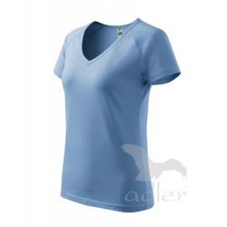 Tričko dámské DREAM nebesky modré