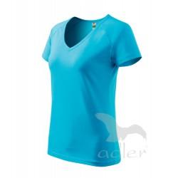 Tričko dámské DREAM tyrkysové