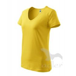 Tričko dámské DREAM žluté