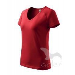 Tričko dámské DREAM červené
