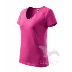 Tričko dámské DREAM purpurové