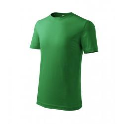 Tričko dětské CLASSIC NEW středně zelené