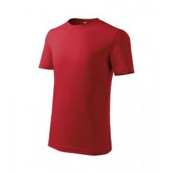Tričko dětské CLASSIC NEW červené