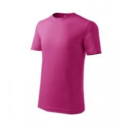 Tričko dětské CLASSIC NEW purpurové