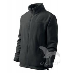 Dětská bunda fleecová JACKET ocelově šedá