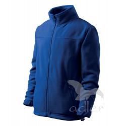 Dětská bunda fleecová JACKET královská modrá