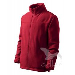 Dětská bunda fleecová JACKET marlboro červená