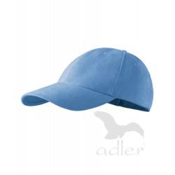 Kšiltovka dětská 6P světle modrá