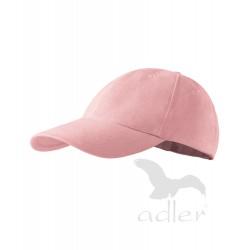 Kšiltovka dětská 6P růžová