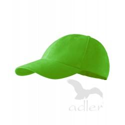 Kšiltovka dětská 6P apple green