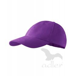 Kšiltovka dětská 6P fialová