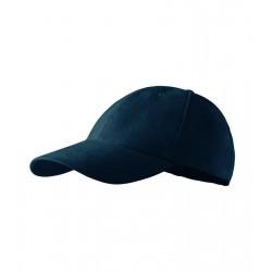 Kšiltovka 6P námořní modrá