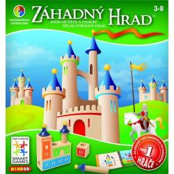 MINDOK hra - Záhadný hrad
