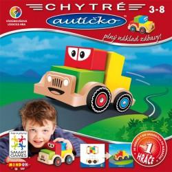 MINDOK hra - Chytré autíčko