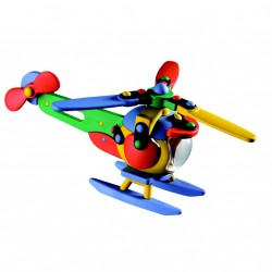 Mic-o-mic - Stavebnice - Vrtulník