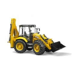 Bruder - Traktor-bagr JCB 5CX ECO