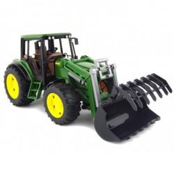 Bruder - Traktor John Deere 6920 s čelním nakladačem
