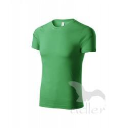 Tričko dětské PELICAN středně zelená