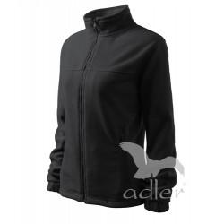 Bunda dámská fleecová JACKET ebony gray