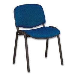 Jednací židle TAURUS TN - C 06 / modrá