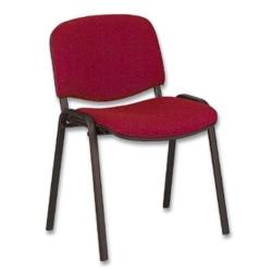 Jednací židle TAURUS TN - C 29 / vínová