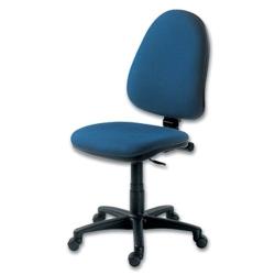 Pracovní židle PANTHER - C 06 / modrá