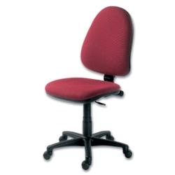 Pracovní židle PANTHER - C 29 / vínová