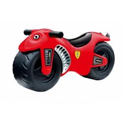Motorka BIKE červená
