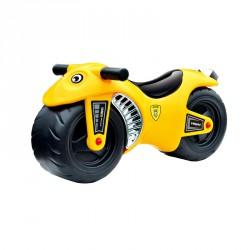 Motorka BIKE žlutá