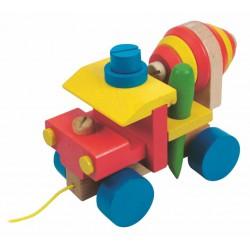 Woody Montážní automíchačka s provázkem