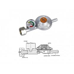 Regulátor tlaku plynu 37mbar