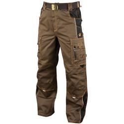 Pracovní kalhoty do pasu zkrácené VISION 02 TARMAC