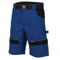 Pracovní kraťasy COOL TREND modro-černé