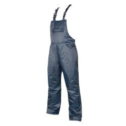 Kalhoty zimní BC 60 tm. modré