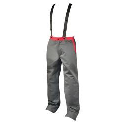 Svářečské kalhoty do pasu pro profesionály MATTHEW 02
