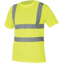Reflexní triko S478 žluté