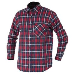 Flanelová košile JONAH červená