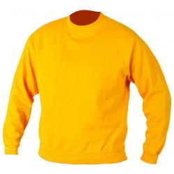Pánská mikina DONA žlutá