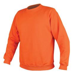 Pánská mikina DONA oranžová