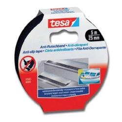 Protiskluzová páska TESA  černá