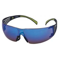 Brýle SECURE FIT 400 zrcadlově modrá