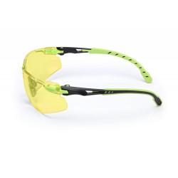Brýle SOLUS SCOTCHGARD žluté