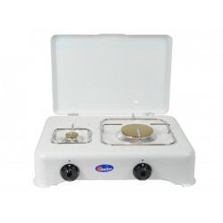Dvouplotýnkový plynový vařič BASIC