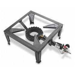 Plynový vařič KG Max Piezo 7,5kW