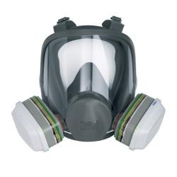 Celoobličejová maska 6900 - velká
